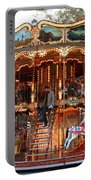 Carousel In Avignon Portable Battery Charger