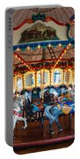 Carousel Ride Portable Battery Charger