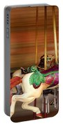 Carousel Rush Portable Battery Charger