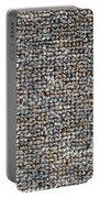 Carpet Texture Portable Battery Charger
