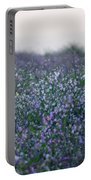 Carpinteria California Wildflowers Portable Battery Charger