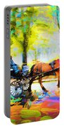 Carriage Rides Series 02 Portable Battery Charger