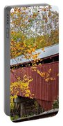Carrollton Covered Bridge Portable Battery Charger