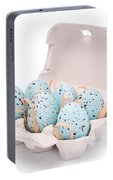 Carton Of Easter Eggs Portable Battery Charger