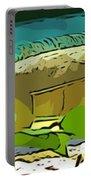 Cartoon Lizard Portable Battery Charger