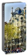 Casa Batllo - Barcelona Spain Portable Battery Charger