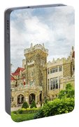Casa Loma - Painterly Portable Battery Charger