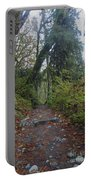 Cascade Forest Path Portable Battery Charger