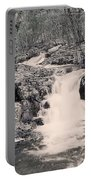 Cascade On Taum Sauk Mountain 2 Portable Battery Charger