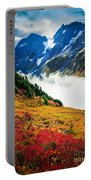 Cascade Pass Peaks Portable Battery Charger