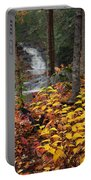 Cascade Creek  Autumn Portable Battery Charger