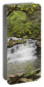 Cascades At Coker Creek Portable Battery Charger