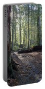 Cascades Forest Path Portable Battery Charger