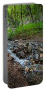 Cascades Of The Forest Portable Battery Charger