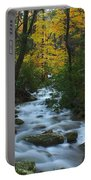 Cascades On The Motor Nature Trail Portable Battery Charger