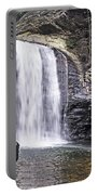 Cascading Into A Pool Portable Battery Charger