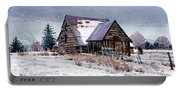 Cache Valley Barn Portable Battery Charger
