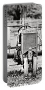 Case Tractor Portable Battery Charger by Scott Pellegrin