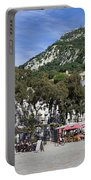 Casemates Square In Gibraltar Portable Battery Charger
