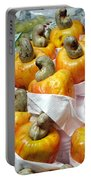 Cashew Fruit - Mercade Municipal Portable Battery Charger