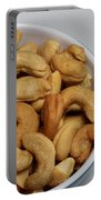 Cashews - Nuts - Snack Food Portable Battery Charger