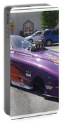 Cassie Simonton With Her Alcohol Funny Car Portable Battery Charger