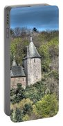 Castell Coch Cardiff Painterly Portable Battery Charger