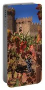 Harvest Castelle Di Amorosa Portable Battery Charger