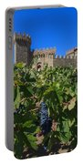 Ripe On The Vine Castelle Di Amorosa Portable Battery Charger