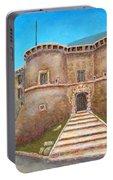 Castello Ducale Di Faicchio Portable Battery Charger