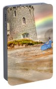 Castle By The Sea Portable Battery Charger