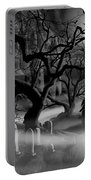 Castle Graveyard Portable Battery Charger