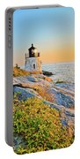Castle Hill Lighthouse 1 Newport Portable Battery Charger