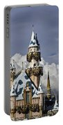 Castle In The Clouds Portable Battery Charger