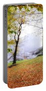 Castle In The Fog Portable Battery Charger
