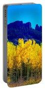 Autumn Castle Rock Aspens Portable Battery Charger