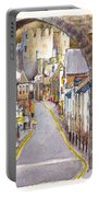 Castle Street Conwy North Wales Portable Battery Charger