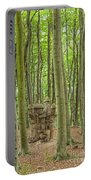 Castle Tree Stump Portable Battery Charger