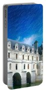 Castles Of France Portable Battery Charger