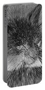 Cat - India Ink Effect Portable Battery Charger