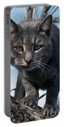 Cat Tree Portable Battery Charger