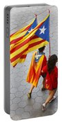 Catalan National Day 2014 Portable Battery Charger