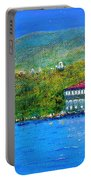 Catalina Island Night Portable Battery Charger