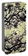 Catalpa Tree Gold Portable Battery Charger