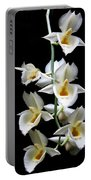 Catasetum Pileatum Orchid  Portable Battery Charger