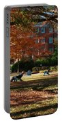 Catching Rays - Davidson College Portable Battery Charger