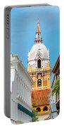 Cathedral And Balconies Portable Battery Charger