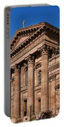 Cathedral Basilica Of Saints Peter And Paul Portable Battery Charger