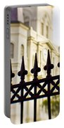 Cathedral Basilica Portable Battery Charger