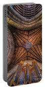 Cathedral Ceiling Portable Battery Charger